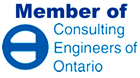 Member of Consulting Engineers of Ontario